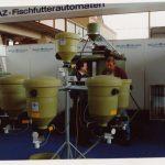 ffaz fischfutterautomat Messe Regenbogenforelle Bachforelle Karpfen Lachs