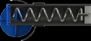 ffaz fischfutterautomat spiralfoerderschnecke streupropeller