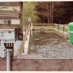 FFAZ automatic fishfeeder Raceway feeder