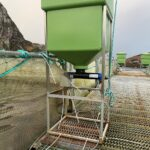 FFAZ Offshore Outdoor Plus automatic Fish feeder